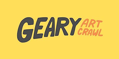Lulaworld x Uma Nota - Geary Art Crawl -  282 Geary  - Sunday tickets