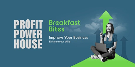 Breakfast Bites - The psychology behind profitable pricing. tickets