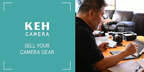 Sell your camera gear (free event) at Kaufmann's Cameras Inc. tickets