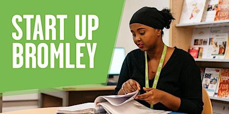 Start Up Bromley - Content Creation Masterclass tickets