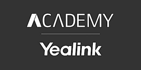 ASIT Academy - Yealink | Soluzioni per il mondo Microsoft Teams biglietti