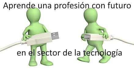 Trabaja en el sector de la tecnología entradas