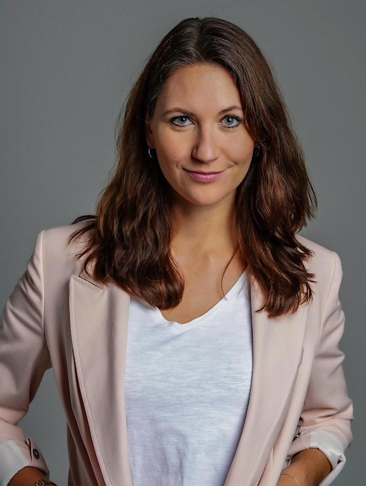 INNOVATIVE WOMEN NETWORKING EVENT am 6.10.21 mit Anja Lange: Bild
