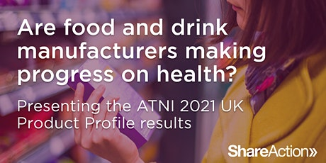 Health Matters: Assessing food and drink manufacturers' progress on health tickets