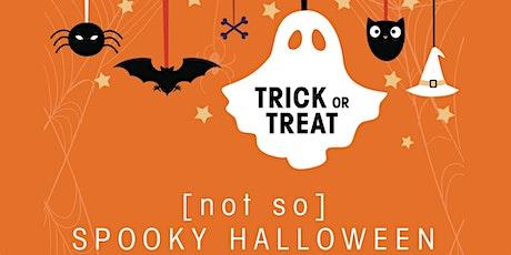 Not So Spooky Halloween tickets