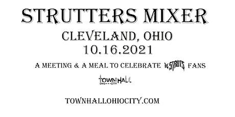 Strutters Mixer- Cleveland 2021 tickets