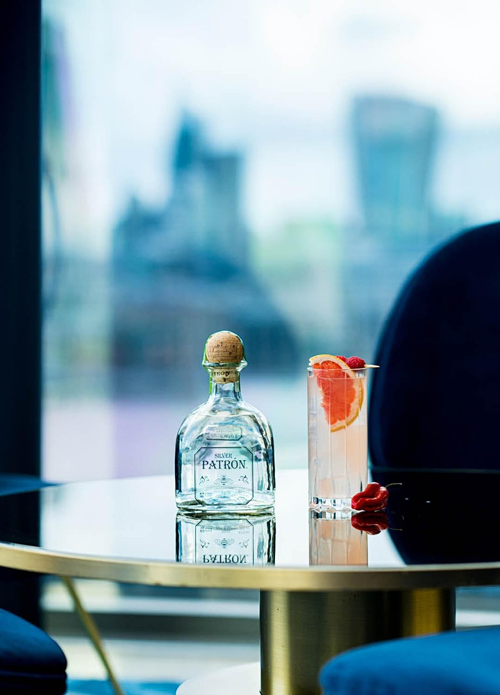 Patrón Cocktail Masterclass at 12th Knot image