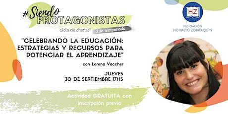 Celebrando la educación: estrategias y recursos para potenciar aprendizajes entradas