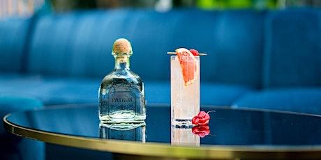 Patrón Cocktail Masterclass at 12th Knot tickets