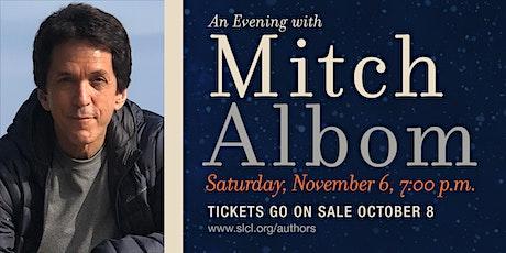 An Evening with Mitch Albom tickets