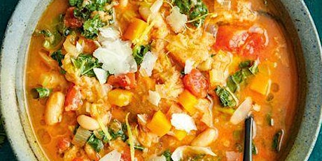 UBS - Virtual Cooking Class: Creamy Tuscan Soup tickets