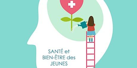 2e rencontre des partenaires en prévention Santé et Bien-être des Jeunes billets