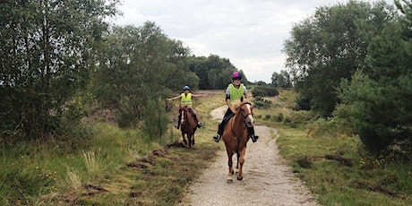 Sponsored Halloween Ride on Chobham Common for Riding for the Disabled tickets