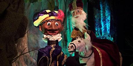 Poppenkast – Peter, Lies & de Staf van Sinterklaas - 4+ tickets
