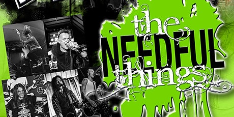 The Needful Things and She Burns Red at The Hope and Anchor tickets