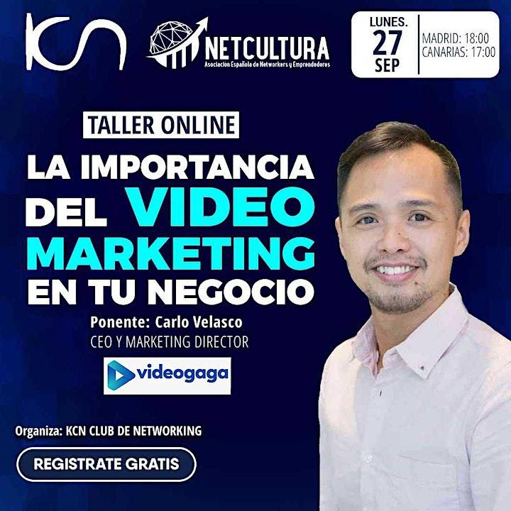 Imagen de Taller Online: La Importancia del marketing en tu negocio