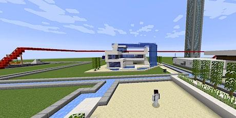 Minecraft: Baue die Stadt der Zukunft Tickets