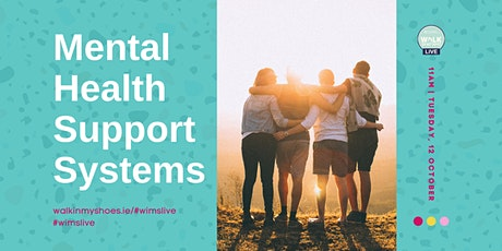 WIMS Live | Mental Health Support Systems tickets