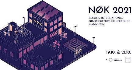 NØK Panel 3: Clubs als Kulturstätten: Welche Chancen ergeben sich? tickets