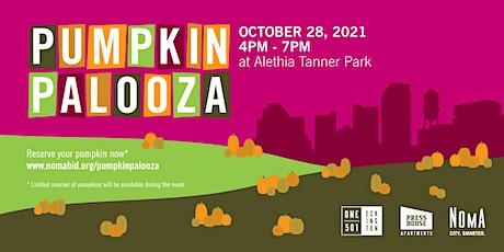 PumpkinPalooza tickets