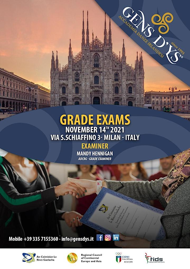 Immagine Grade Exams 2021