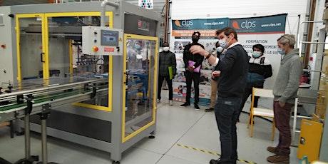 L'industrie recrute en Bretagne tickets