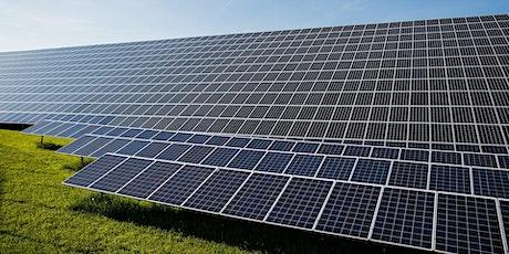 Saving with Solar tickets