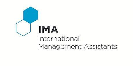 IMA Belgium invites Laura Belgrado tickets