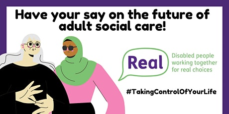 Future of Adult Social Care in Tower Hamlets - Follow up session tickets