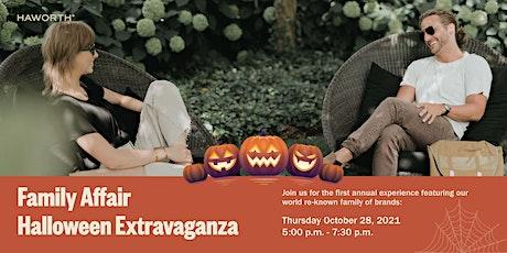 Family Affair Halloween Extravaganza tickets
