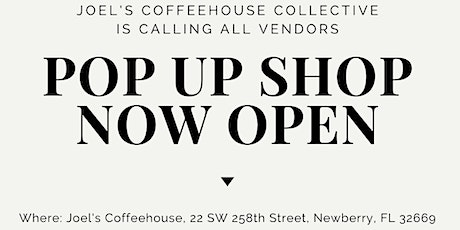 Small Business Pop Up Space (Weekday) tickets