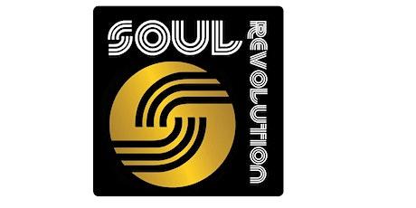Soul Revolution - 12 Piece Soul Funk Disco Band - Live Empire Rochdale tickets