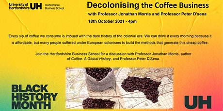 Decolonising the Coffee Business tickets