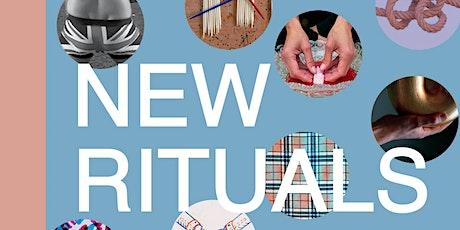 NEW RITUALS/NEUE RITUALE: Book Launch tickets