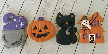 Halloween Cookie Workshop tickets