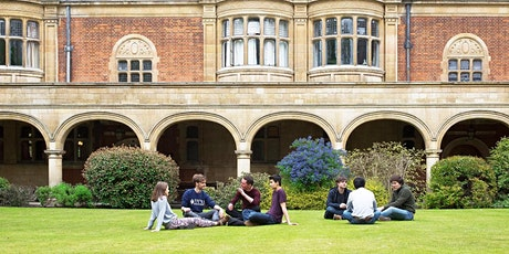 Self-guided visit to Sidney Sussex College for prospective applicants tickets