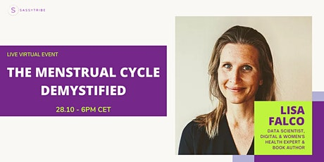 The Menstrual Cycle Demystified: What's a normal cycle?! tickets