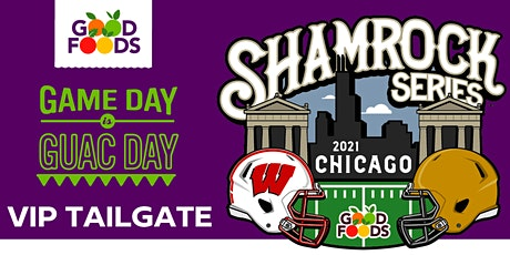 Game Day is Guac Day Tailgate at Soldier Field! tickets