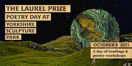 Laurel Prize Poetry Day Workshop: An introduction to Nature and Eco-Poetry tickets