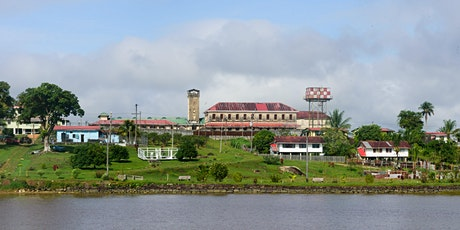 (online) Guyana's Prison System: Can history make a difference? tickets