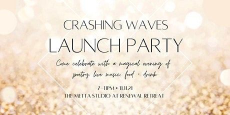 Crashing Waves Launch Party tickets
