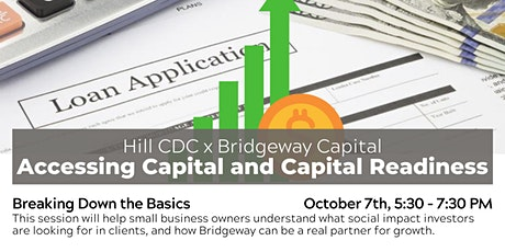 Capital Accessibility and Readiness: Breaking Down the Basics tickets