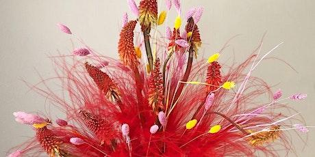 Freakebana Floral Workshop w/ Manu Torres tickets