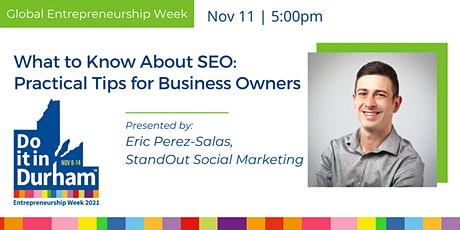 What to Know About SEO: Practical Tips for Business Owners tickets