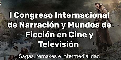 I Congreso Internacional de Narración y Mundos de Ficción en Cine y Televis tickets