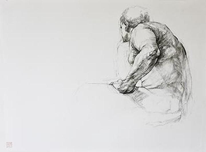 Figure Drawing // A 4 Week Course with Artist Sahoko Blake image