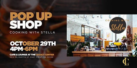 Pop-up Shop: Cooking with Stella tickets