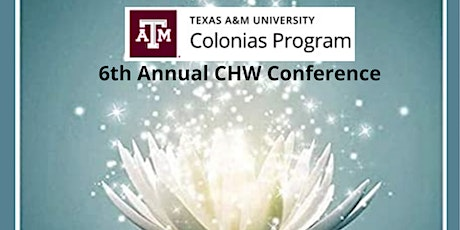 6th ANNUAL COMMUNITY HEALTH WORKER CONFERENCE tickets