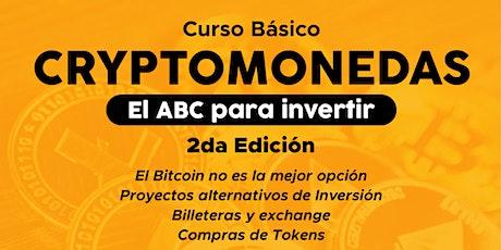 Cryptomonedas, el ABC para invertir (2da edición) entradas