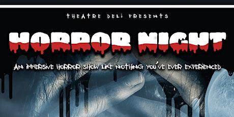 HIP HOP HORROR NIGHT tickets